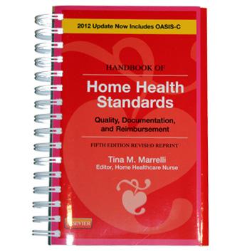 Handbook of Home Health Standards