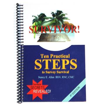 Survivor Ten Practical Steps to Survey Survival