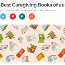 "A Guide for Caregiving named in Caring.com's ""The Best Caregiving Books of 2017"""