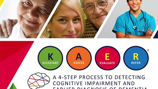 A 4-Step Process To Detecting Cognitive Impairment And Earlier Diagnosis of Dementia