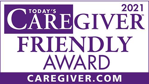 2021 Caregiver Friendly Award