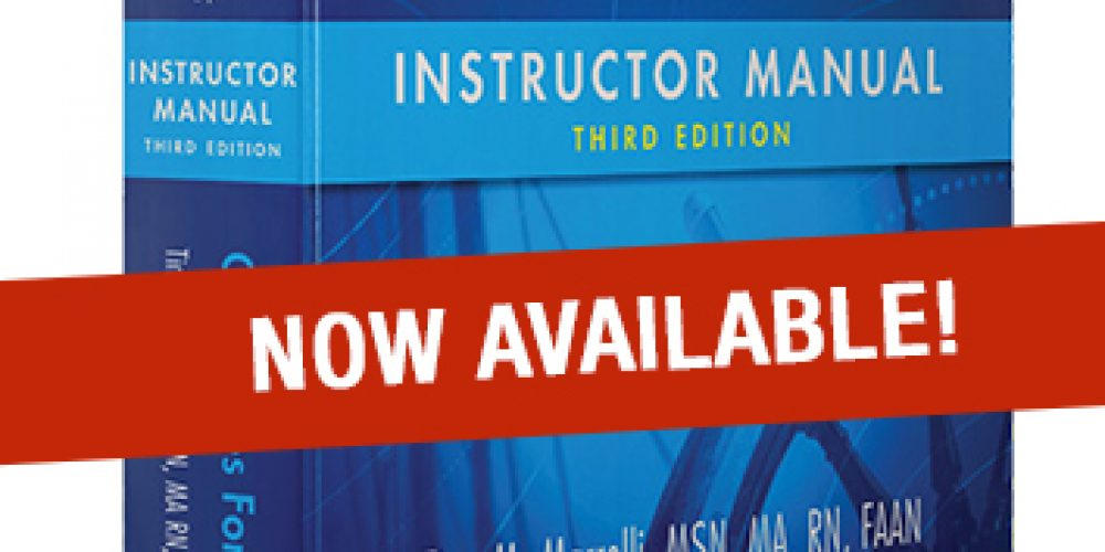 Home Health Aide: Guidelines For Care Instructor Manual 3rd Edition is now available!