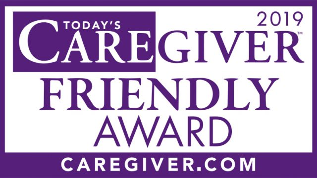 2019 Today's Caregiver Friendly Award Winners