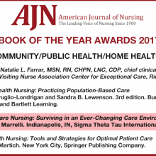 2017 Book of the Year Awards – Home Care Nursing: Surviving in an Ever-Changing Care Environment