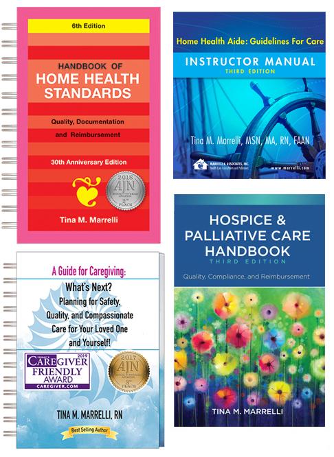 New Home Health Care Books
